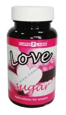 ЛОВ ШУГАР възбуждаща любовна захар за жени 100 гр. - изображение