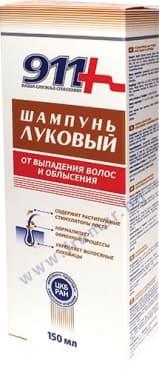 Изображение към продукта ЛУКОВ ШАМПОАН ПРОТИВ КОСОПАД 150 мл