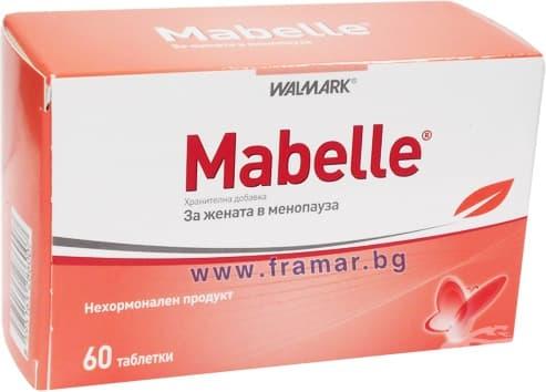 Изображение към продукта МАБЕЛ таблетки * 60 ВАЛМАРК