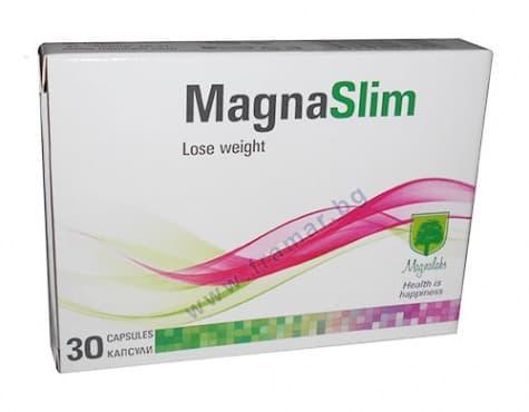 Изображение към продукта МАГНАЛАБС МАГНА СЛИМ капсули * 30
