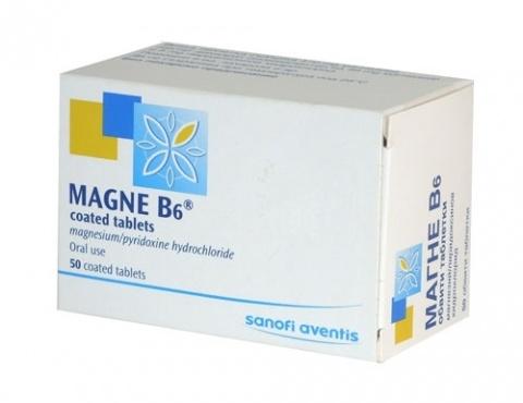 МАГНЕ В6 таблетки * 50 - изображение