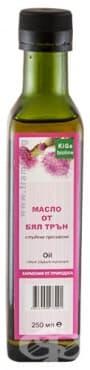 Изображение към продукта МАСЛО ОТ БЯЛ ТРЪН 250 мл KIGA BIOLINE