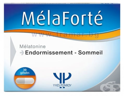 Изображение към продукта МЕЛАФОРТЕ капсули * 30 YVES PONROY