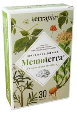 Изображение към продукта МЕМОТЕРА капсули * 30