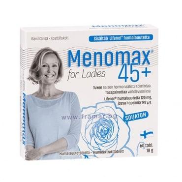 Изображение към продукта МЕНОМАКС 45+ таблетки * 60