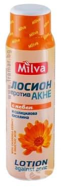 Изображение към продукта МИЛВА ЛОСИОН ПРОТИВ АКНЕ С НЕВЕН И САЛИЦИЛОВА КИСЕЛИНА 100 мл