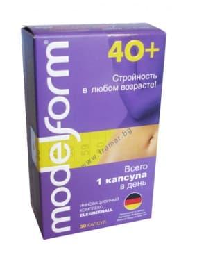 МОДЕЛФОРМ 40+ капсули * 30 - изображение