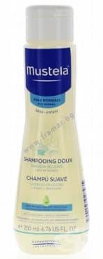 МУСТЕЛА - Baby Shampoo - бебешки шампоан 200 мл. - изображение