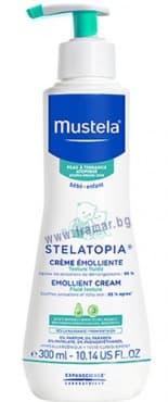 Изображение към продукта МУСТЕЛА - STELATORIA  - ЕМОЛИЕНТЕН КРЕМ 300 мл