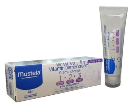 МУСТЕЛА - Vitamin barrier cream - крем 100 мл. - изображение