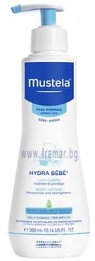 Изображение към продукта МУСТЕЛА - Hydra Baby - хидратиращ лосион 300 мл