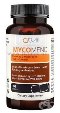 Изображение към продукта  МИКОМЕНД  капсули 600 мг * 60