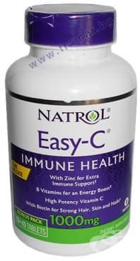 НАТРОЛ ИЗИ-C таблетки 1000 мг. * 90 + 45 - изображение