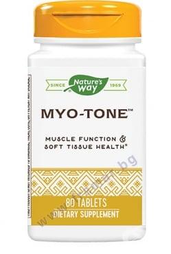 Изображение към продукта MYO - TONE таблетки * 80 NATURE'S WAY