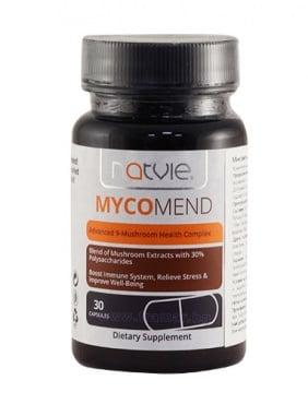 Изображение към продукта  МИКОМЕНД  капсули 600 мг * 30