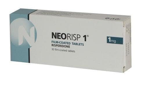 НЕОРИСП табл. 1 мг. * 30 - изображение