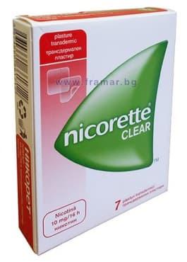 Изображение към продукта НИКОРЕТ трансдермални пластири 10 мг. / 16 часа * 7