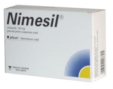 НИМЕЗИЛ гран. 100 мг. * 15 - изображение