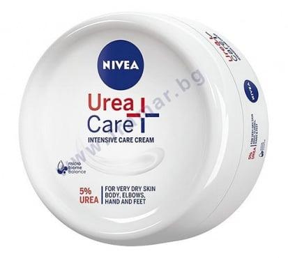 Изображение към продукта НИВЕА КРЕМ С УРЕА 5 % 300 мл