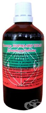 Изображение към продукта ТИНКТУРА НОРМАЛНО ТЕГЛО 100 мл.
