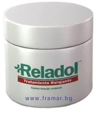 Изображение към продукта РЕЛАДОЛ - УСПОКОЯВАЩ ГЕЛ ЗА ОБЛЕКЧАВАНЕ НА МУСКУЛНИ И СТАВНИ ПРОБЛЕМИ 100 мл.