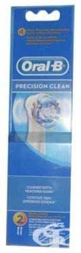 Изображение към продукта НАКРАЙНИК ЗА ЧЕТКА ЗА ЗЪБИ ОРАЛ - Б PRECISION CLEAN EB 18-2