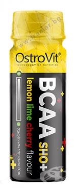 Изображение към продукта ОСТРОВИТ BCAA доза 80 мл