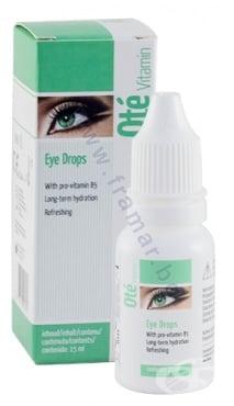 Изображение към продукта ОТЕ ВИТАМИН B5 капки за очи 15 мл