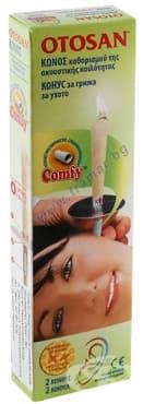ОТОСАН конус за ушна хигиена * 2