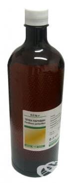 Изображение към продукта ТЕЧЕН ПАРАФИН 800 гр.  1 л.