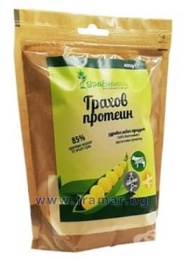 Изображение към продукта ГРАХОВ ПРОТЕИН 400 гр. ЗДРАВНИЦА