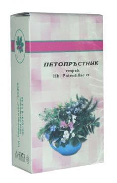 Изображение към продукта ПЕТОПРЪСТНИК СТРЪК