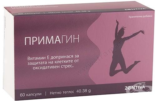 Изображение към продукта ПРИМАГИН капсули * 60 ЗЕНТИВА
