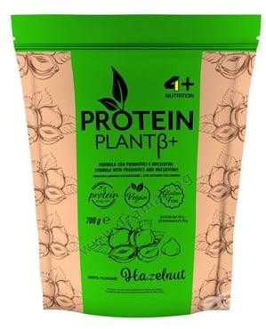 Изображение към продукта 4+ НУТРИШЪН PLANT BETA + РАСТИТЕЛЕН ПРОТЕИН 700 г / 25 дози