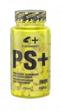 Изображение към продукта  4+ НУТРИШЪН PS+ капсули * 60