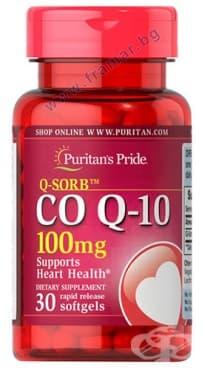 ПУРИТАНС ПРАЙД КОЕНЗИМ Q10 капсули 100 мг. * 30 - изображение