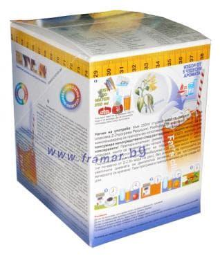 Изображение към продукта РЕДУКЦИЯ - функционална храна на прах за отслабване с вкус на ванилия * 10