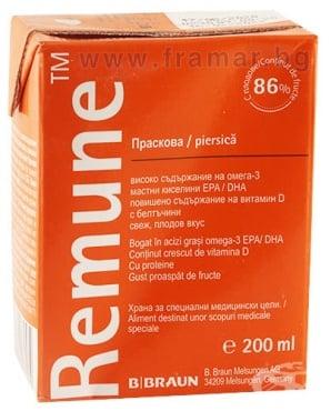 Изображение към продукта РЕМЮН ПРАСКОВА 200 мл