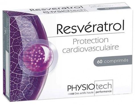 Изображение към продукта РЕСВЕРАТРОЛ таблетки * 60 YVES PONROY