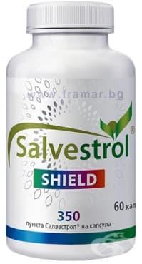 Изображение към продукта САЛВЕСТРОЛ ШИЙЛД капсули * 60