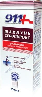 Изображение към продукта ШАМПОАН СЕБОПИРОКС ПРОТИВ ПЪРХОТ 150 мл.