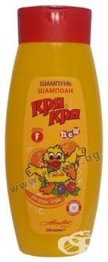 Изображение към продукта ШАМПОАН С ВИТАМИН F КРЯ - КРЯ (ПА - ПА) 250 мл
