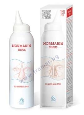 Изображение към продукта НОРМАРИН СИНУС спрей 150 мл.