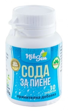 Изображение към продукта СОДА таблетки * 30 НИКСЕН