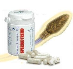 СПЕРМОТРЕНД капс. 450 мг. * 30 - изображение