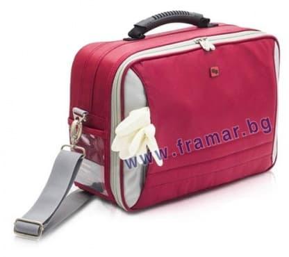 Изображение към продукта ЛЕКАРСКА ЧАНТА - НЕОБУРУДВАНА ELITE BAGS EB-02.018