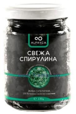 Изображение към продукта СПИРУЛИНА СВЕЖА ПАСТА 130 гр.