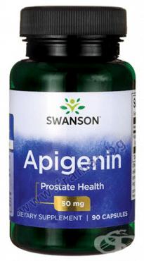 Изображение към продукта СУОНСЪН АПИГЕНИН капсули 50 мг * 90 SWU375