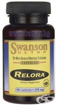 Изображение към продукта СУОНСЪН РЕЛОРА капсули 250 мг * 90 SWU148