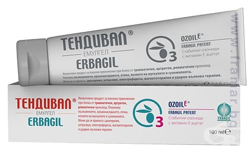 Изображение към продукта ТЕНДИВАЛ емулгел 100 мл